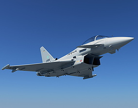 Eurofighter Typhoon 3D