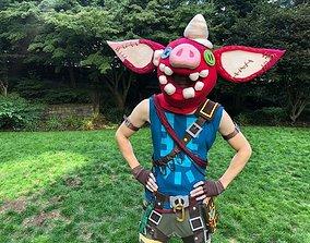 3D print model Bokoblin Eyes for Bokoblin Mask