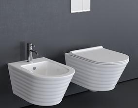 Catalano Classy Wall-hang WC 3D model