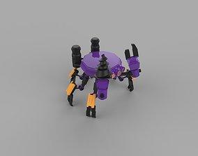Mega Crab 3D print model