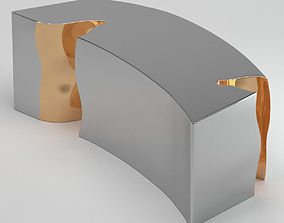3D Table 142 Sculptural