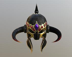 WEAR-009 Helmet 3D