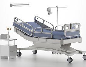 Hospital Room 3D health