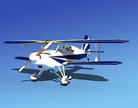 3D model Stolp Starduster SA100 V05