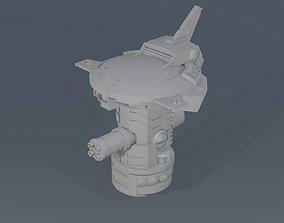 3D printable model Reconnaissance flyer