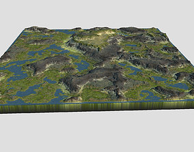 3D Terrain MTH149