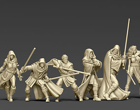 Light side bundle II - masters and 3D print model 4