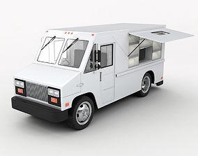 3D model GMC cargo truck
