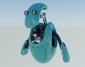 3D Scout Droid