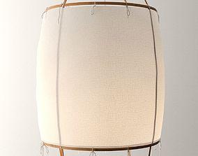 3D Z1 Black Cotton Pendant Lamp designs