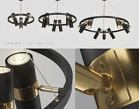 3D model Lampatron Spoor collection