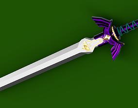 The Master Sword 3D printable model