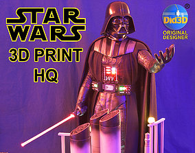 Darth Vader HQ The Empire Strikes Back 1-3 SCALE 70cm 3D