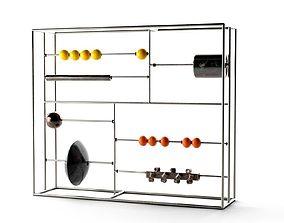 3D model Mula Abacus
