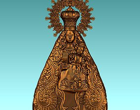 Virgen de las 3D printable model