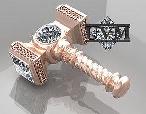 3D print model Hammer of Celtic