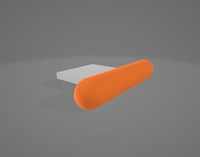 3D Cylinder wing tip