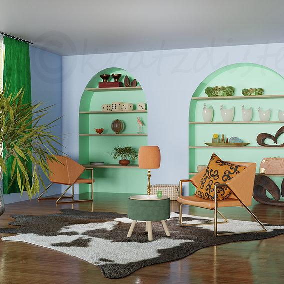 Interior Scene 15