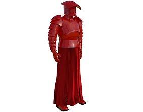 Elite Praetorian Guard Armor from Starwar 3D print model 2