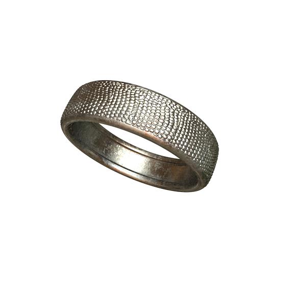 Lizard Skin Ring