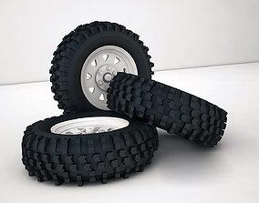 3D tyre WHEEL