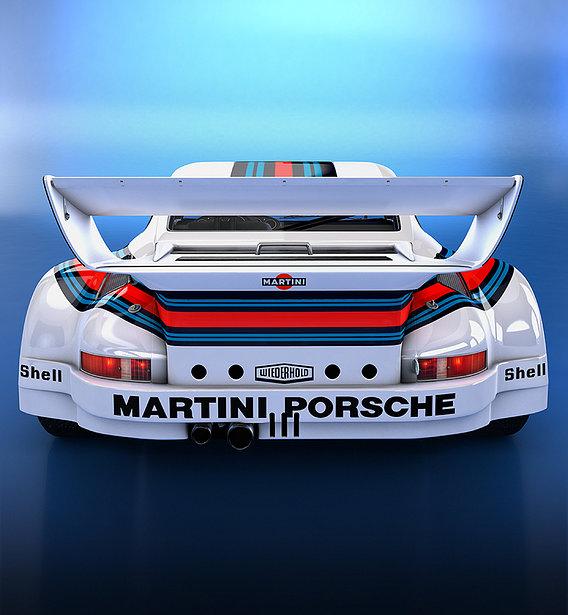 Porsche 935 Jacky Ickx