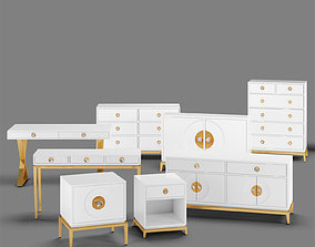 furniture 3D model CHANNING collection