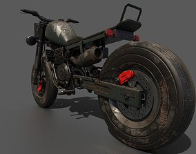 homefront motorcycle PBR 3D