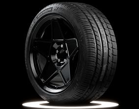 Michelin Pilot Sport PS2 N3 Real World Details Brand 3D