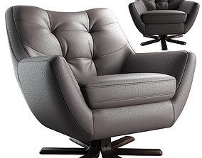 Armchair Boss M 3D