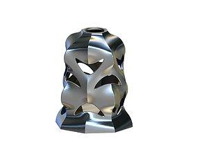 Plafond 3D printable model lamp