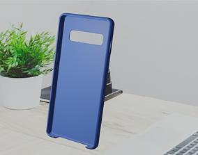 Samsung Galaxy S10 TPU case 3D print model