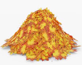3D model Leaf Pile