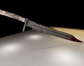 3D model Silent Hill Pyramidhead Sword