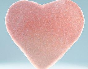 3D asset Sugar Heart