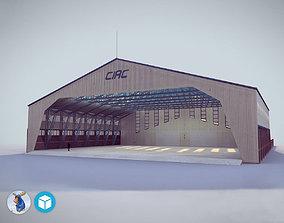 Hangar 14 CIAC 3D asset