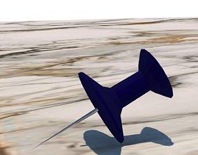 3D model Pushpin
