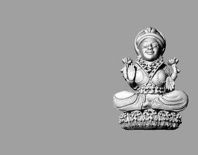 laxmi bhagwan 3D printable model