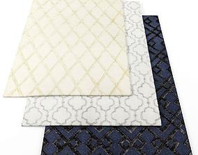 Asiatic Dixon rugs 3D model