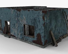 House 04 3D asset