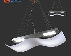3D model Gamma Delta Group - FLUORWING 9316