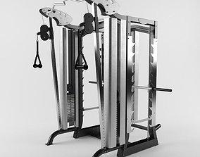 3D Hoist PTS Ensemble Machine