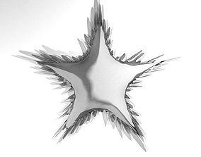 Snowflake - Type 9 3D