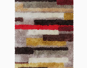 3D model Carpet Arte Espina Shaggy 8104-41