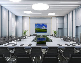 3D Internal meeting room