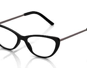 prescription Eyeglasses for Men and Women 3D print model