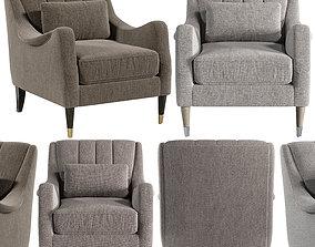 3D model Oslo Chair