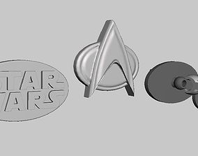3D print model StarWars and StarTrek modular garment