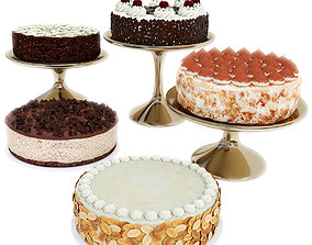 sweets 3D Cake collection