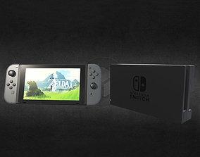 diy Nintendo switch model
